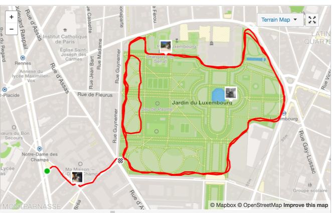 5km Run in JDL